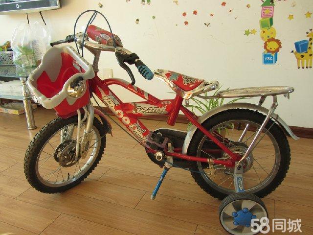 【图】儿童自行车,带平衡轮