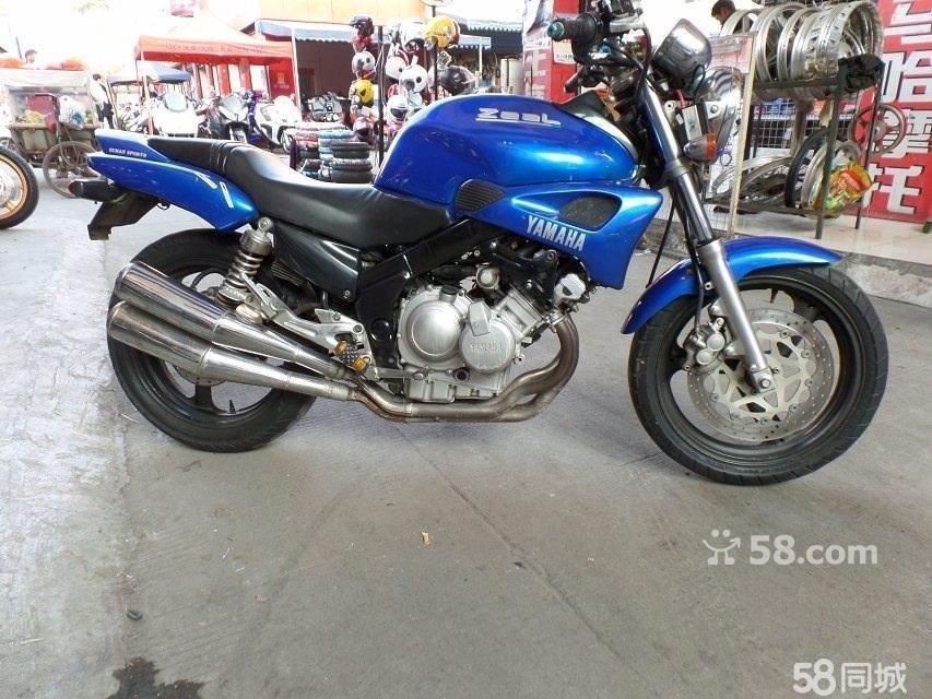 【图】雅马哈四缸250 - 二手摩托车 - 成都58同城