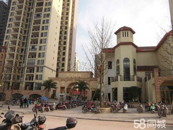 (出售) 广安城南鹭岛国际 毛坯新房 可按揭