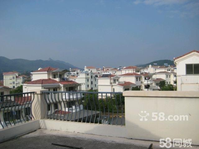 【图】龙洲岛4室2厅3卫158别墅南向联体建层自豪华别墅欧式三图片