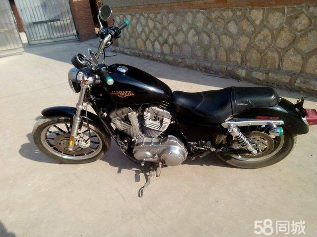 【图】哈雷硬汉883 - 北京周边二手摩托车