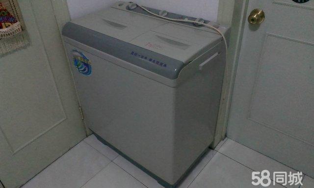 【图】转让半自动洗衣机