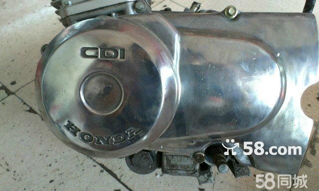 进口本田cg125发动机甩卖了图片