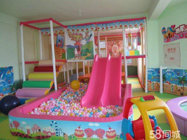 儿童室内游乐场设备 儿童室内游乐场加盟 室内儿童游乐场