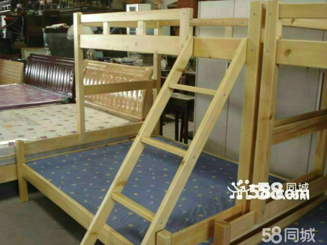 床实木上下床儿童上下床