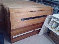 图】开心床业大量环保免漆板家具;家具;电卖木床哪里肇庆图片