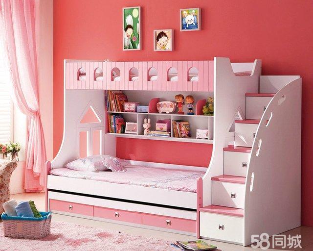 【图】双层床上下床子母床兄弟姐妹床节地床小户型床图片