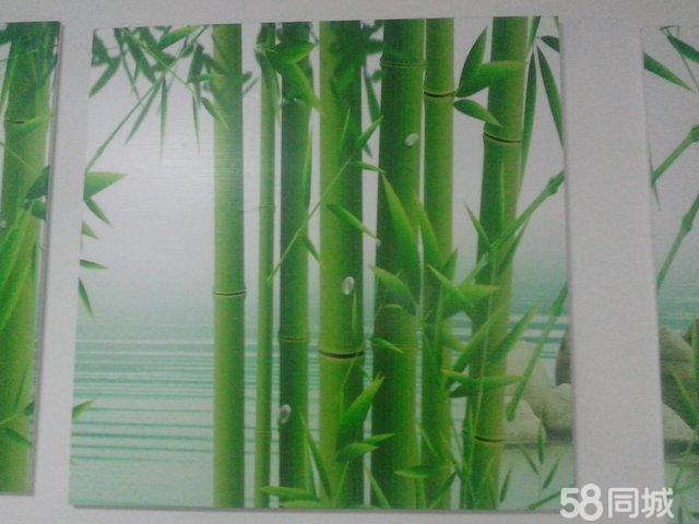 【图】竹子画,墙壁挂件