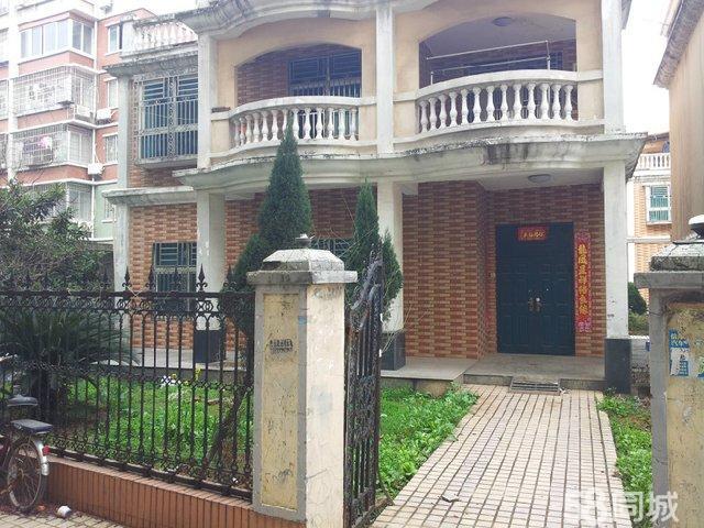 康怡别墅5室3厅3卫-九江县二手房户型图联排别墅龙湖图片