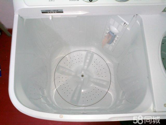 【图】海尔7公斤小神螺双缸洗衣机
