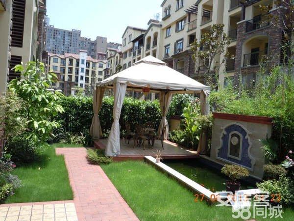 63 万元     1 ,洋房底跃,带200平米花园,豪华欧式装修
