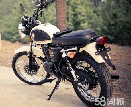 【图】轻骑铃木游侠200cc摩托车转让
