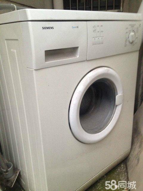 【图】西门子全自动滚筒洗衣机 - 高新区枫桥二