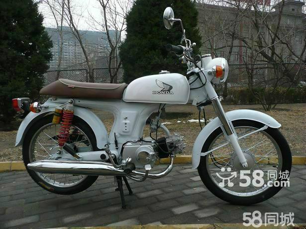 本田70复古摩托车_【图】嘉陵本田70复古 - 通州通州周边二手摩托车