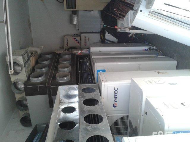 【图】二手中央空调风管机吸顶机柜机