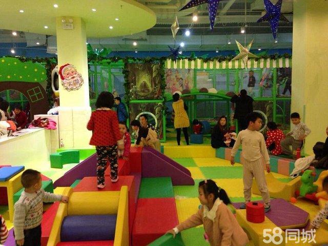 【图】北京室内淘气堡儿童游乐园设施厂家定做