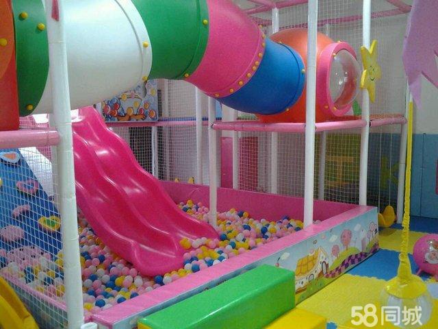 【图】室内儿童游乐园设备转让