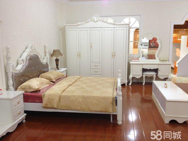 【图】欧式家具床 白色