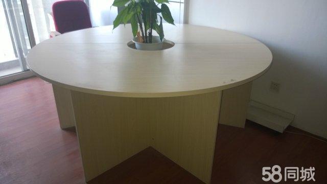 【图】家具全新议桌-瑶海方庙二手家具都圆形水性漆用现在是的吗图片