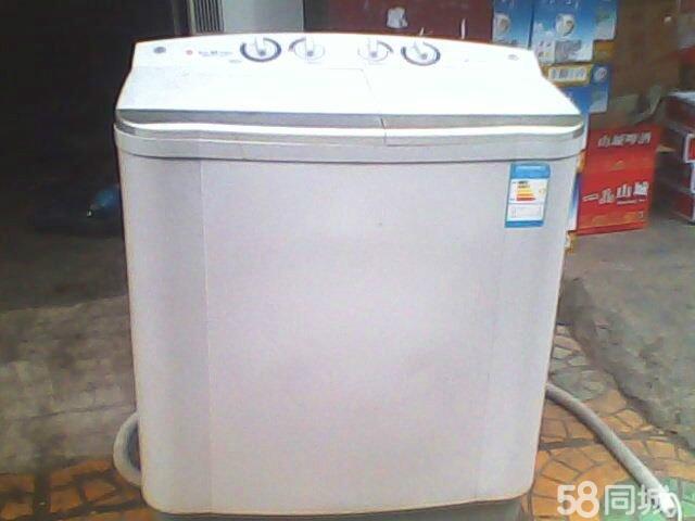 【图】威力半自动洗衣机7