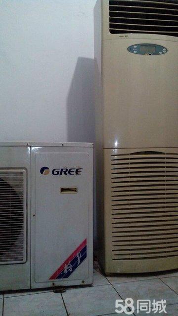 格力冷暖型大三匹柜式空调低价转让