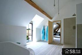 复式房子装修 卫生间装修效果图
