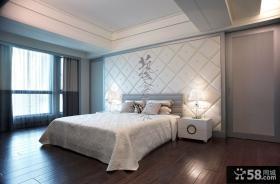 简约风格两室一厅室内效果图
