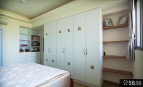 北欧风卧室室内设计图片欣赏