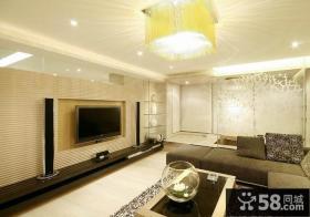 设计装饰客厅电视背景墙欣赏