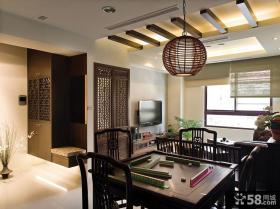 优质中式风格别墅装修设计图