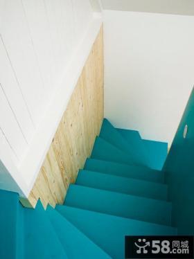 简约时尚楼梯效果图
