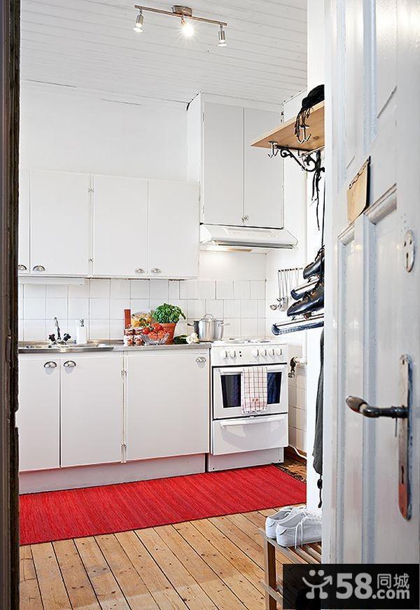 小户型欧式厨房装修效果图