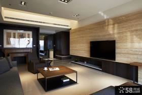 整体瓷砖电视背景墙装修效果图大全
