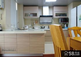 50平小户型田园风格厨房装修效果图大全2012图片