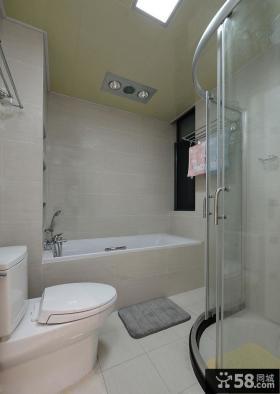 95平米现代两居室家居装饰效果图