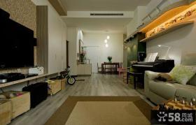 美式一居室设计