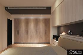 现代家庭设计装修小卧室效果图
