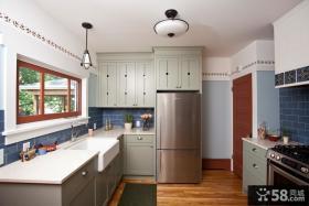 阳台厨房装修效果图大全2013图片