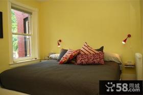小户型卧室装修效果图 温馨之家