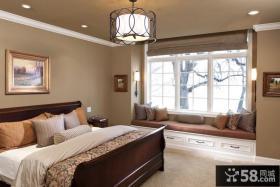 主卧室装修效果图大全2012图片 欧式卧室装修效果图