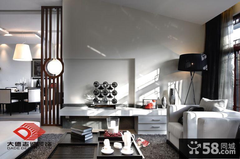 中式别墅室内装饰效果图大全