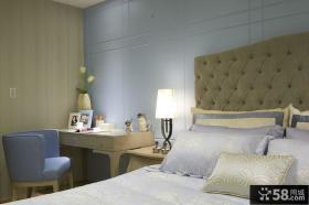 时尚潮流现代风格三居室设计装修效果图