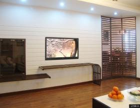 简约时尚电视背景墙效果图大全