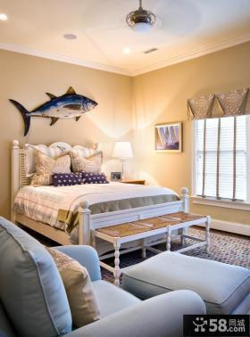 欧式儿童房卧室装修效果图大全2013图片