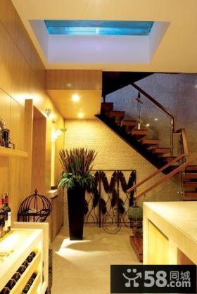 复式楼室内装修设计效果图