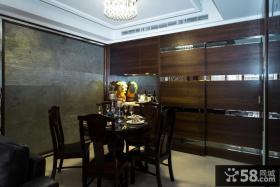 现代风格内部设计客厅电视背景墙图