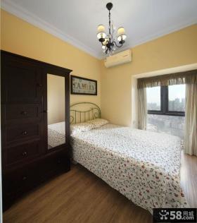 美式风格家居儿童房间布置
