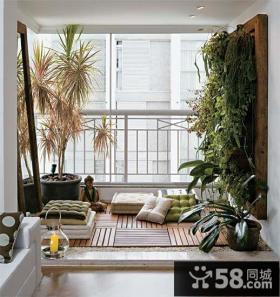 4平米创意小阳台设计