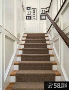 现代家装优质楼梯设计图2014