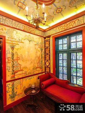 豪华中式别墅设计